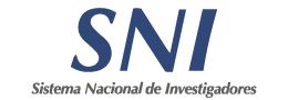 Enlace a Sistema Nacional de Investigadores SNI